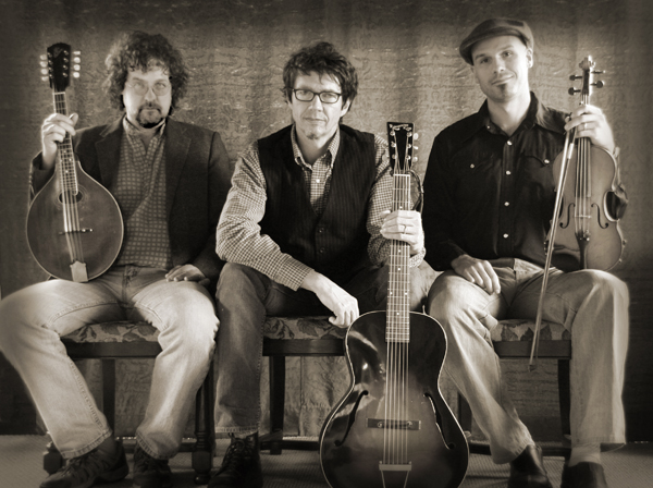 Little Black Train: The Roots of Bluegrass.